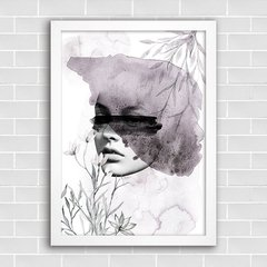 Poster Girl Abstract I - comprar online