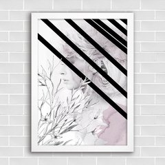 Poster Girl Abstract III - comprar online
