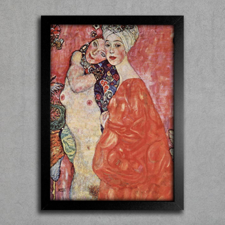 Gustav Klimt - As Namoradas