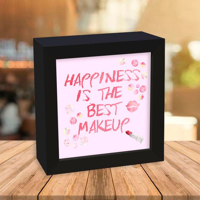 Quadro Box Happiness is the best makeup