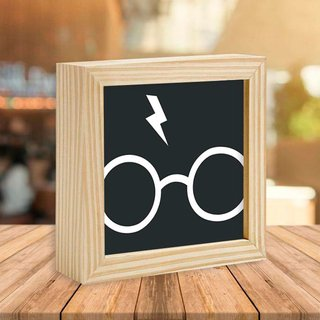 Imagem do Quadro Box Harry Potter Glasses