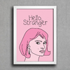Poster Cinema - Closer - Hello Stranger - comprar online