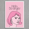 Poster Cinema - Closer - Hello Stranger na internet