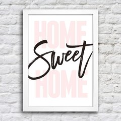 Poster Home Sweet Home II na internet