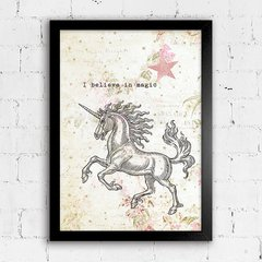 Poster I believe in magic - comprar online