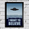 Poster Arquivo-X - I Want To Believe - comprar online