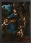 Leonardo Da Vinci - Virgin of the Rocks - comprar online