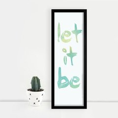 Poster Let it be II - loja online