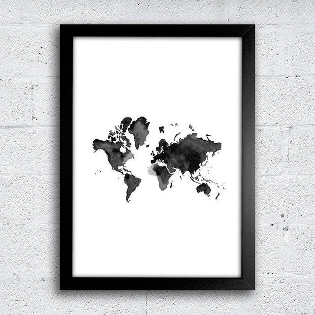 Posters E Quadros De Mapas E Viagem Encadreé Posters Filtrado