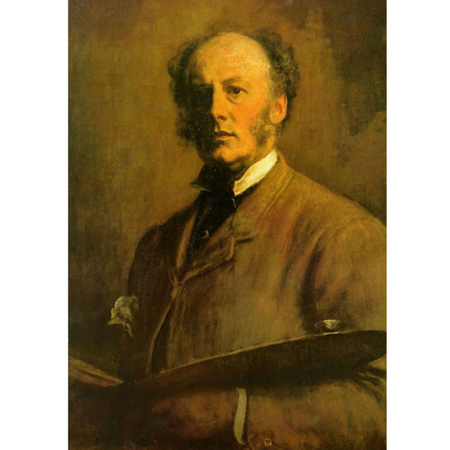 Millais - Self Portrait