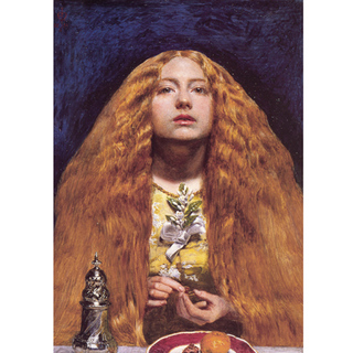 Millais - The Bridesmaid