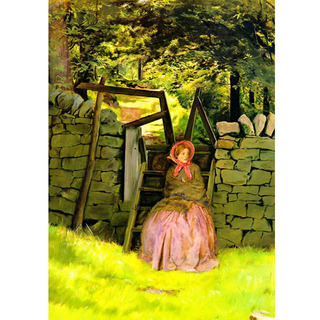 Millais - Waiting
