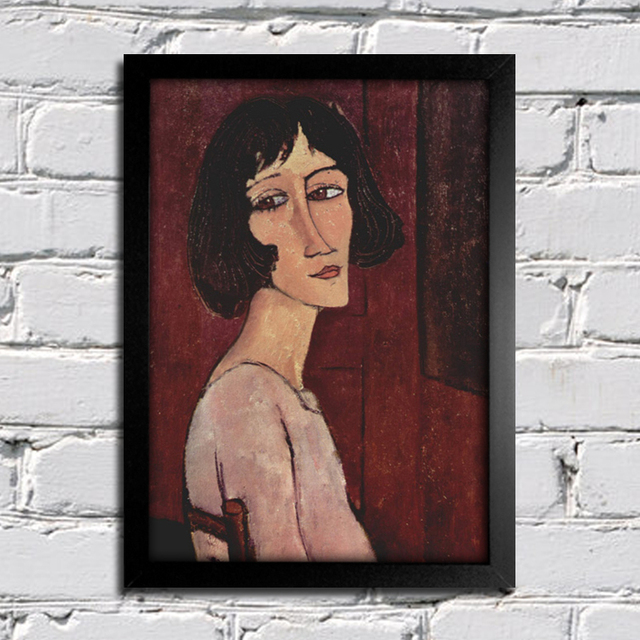 Modigliani - Portrait of Margarita