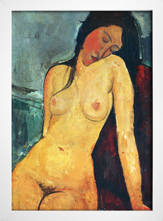Imagem do Modigliani - Female Nude