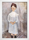Modigliani - Little Girl in Blue - loja online