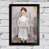 Modigliani - Little Girl in Blue - comprar online