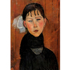 Modigliani - Marie Daughter of the People