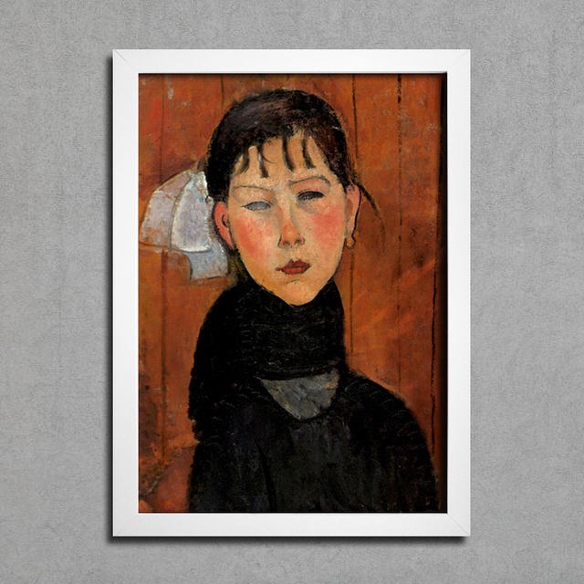 Modigliani - Marie Daughter of the People - comprar online