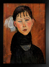 Imagem do Modigliani - Marie Daughter of the People
