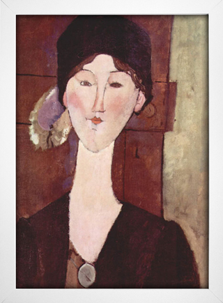 Modigliani - Portrait of Beatrice Hastings - loja online