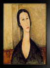 Imagem do Modigliani - Portrait of Hanka Zborowska