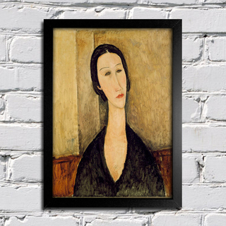 Modigliani - Portrait of Hanka Zborowska