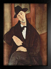 Imagem do Modigliani - Portrait of Mario Vargogli
