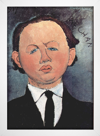 Modigliani - Portrait of the Mechanical - loja online