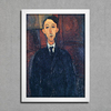 Modigliani - Portrait of the Painter Manuel Humbert - comprar online