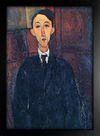 Imagem do Modigliani - Portrait of the Painter Manuel Humbert