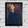Modigliani - Portrait of the Painter Manuel Humbert