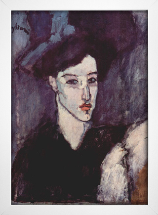 Modigliani - The Jewish Woman - loja online