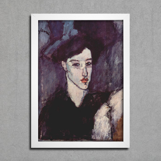 Modigliani - The Jewish Woman