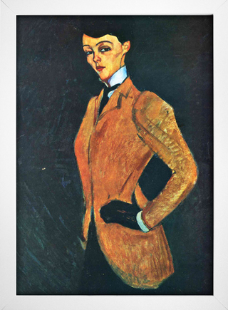 Modigliani - The Amazon - loja online
