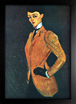 Imagem do Modigliani - The Amazon