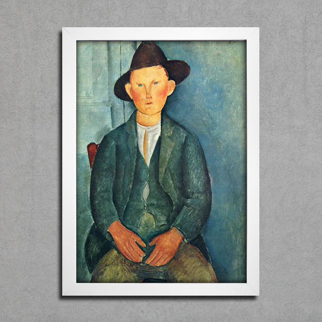 Modigliani - The Little Peasant - comprar online