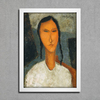 Modigliani - Young Girl With Braids - comprar online