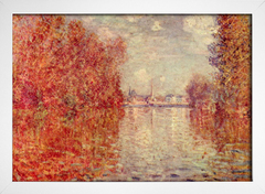 Monet - Autumn at Argenteuil - loja online