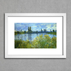 Quadro Monet - Banks Of The Seine Vetheuil  - comprar online