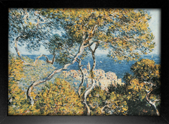Imagem do Monet - Bordighera