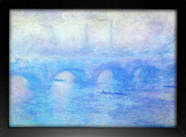 Imagem do Monet - Bridge