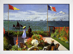 Monet - Garden at Sainte Adresse Sun - loja online