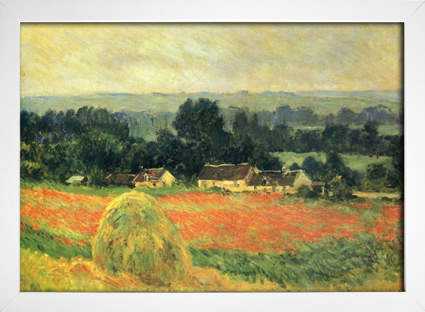 Monet - Haystack at Giverny - loja online