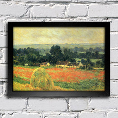 Monet - Haystack at Giverny - comprar online