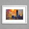 Quadro Monet - House Of Parliament Sun - comprar online