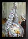 Imagem do Monet - Jean Monet in the Craddle