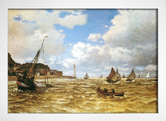 Monet - Mouth of the Seine - loja online
