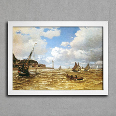 Monet - Mouth of the Seine - comprar online