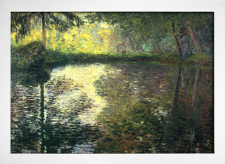 Monet - Pond at Montgeron - loja online