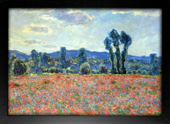 Imagem do Monet - Poppy Field
